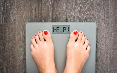 Stress verhindert die Gewichtsreduktion