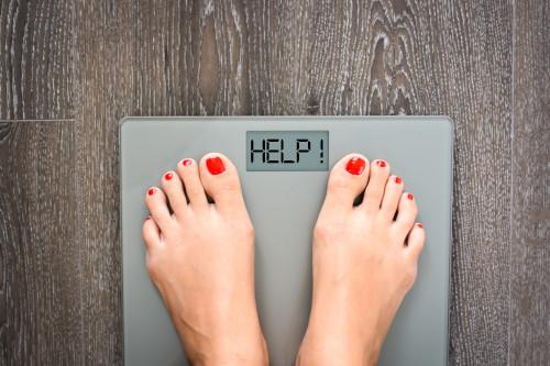 STress, Gewichtsreduktion, Gewichtsabnahme, Wunschgewicht